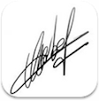 Signature scannée