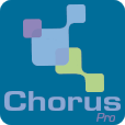 Chorus Pro interface